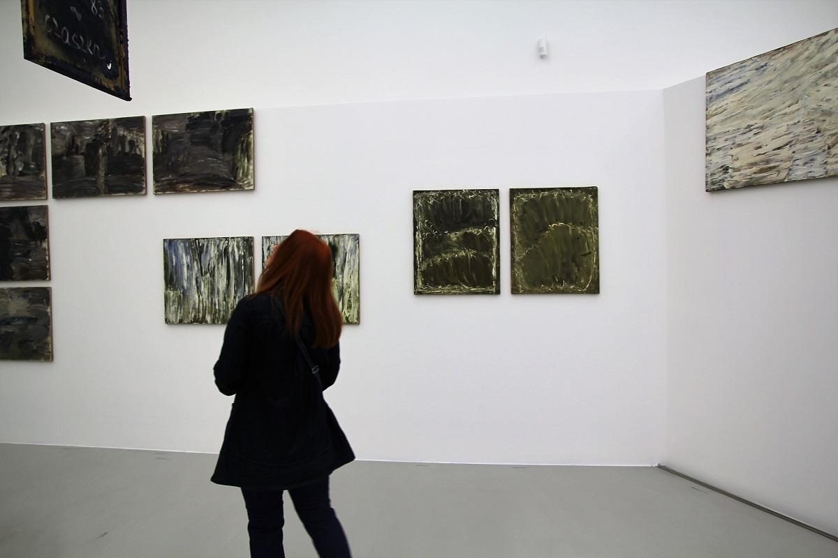 Jacek Sempoliński. Obrazy patrzące. Muzeum Manggha, styczeń 2017.