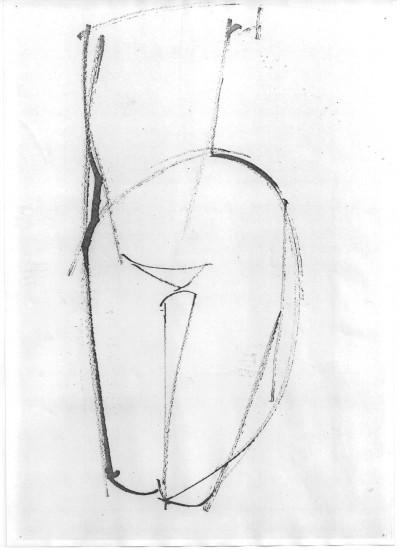 Bogdan Markowski po raz pierwszy pokazał swoje rysunki w galerii spa spot.