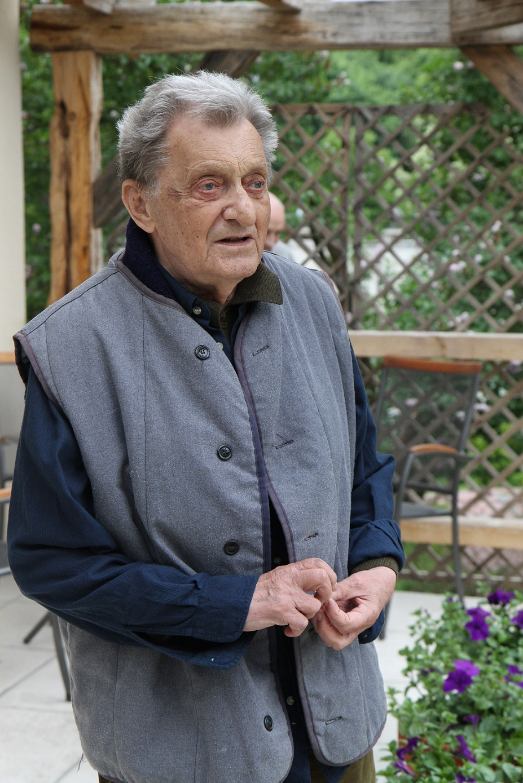 """Jacek Sempoliński. Wernisaż wystawy """"Jacek Sempoliński. Rysunki najnowsze"""" w galerii sztuki spa spot, maj 2011 roku."""