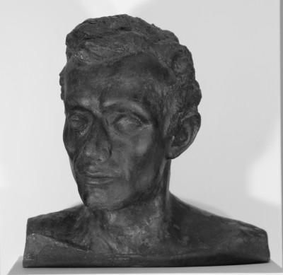Jacek Sempoliński. Portret rzeżbiarski.